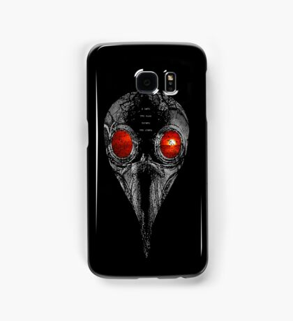 i love the calm before the storm Samsung Galaxy Case/Skin