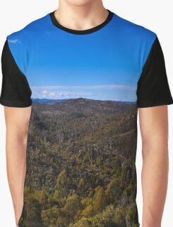 Brindabella Ranges ACT Australia Graphic T-Shirt