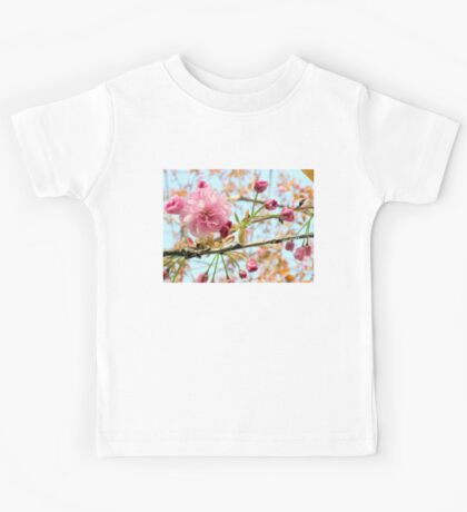 Cherry Blossoms, Vancouver Kids Tee