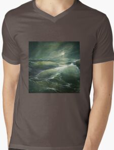 After The Storm.  Mens V-Neck T-Shirt