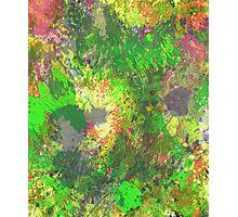 Jungle Of Colour Photographic Print