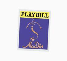 Aladdin Playbill Unisex T-Shirt