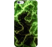 green marble light iPhone Case/Skin