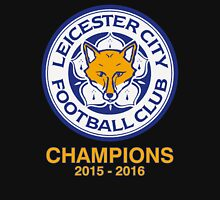 Champions Leicester City Unisex T-Shirt