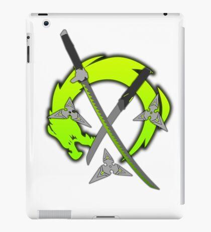 The Dragon Becomes Me iPad Case/Skin