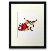 Thundercats - Snarf Framed Print