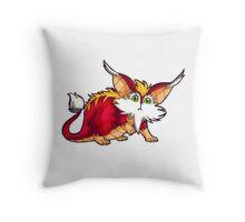 Thundercats - Snarf Throw Pillow