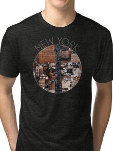 NEW YORK VII Tri-blend T-Shirt