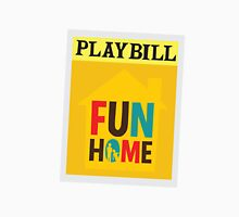 Fun Home Playbill Unisex T-Shirt