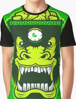 Irradiated Gorilla Brains Graphic T-Shirt