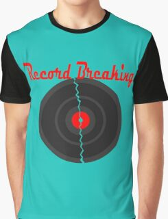 Record Breaking Graphic T-Shirt