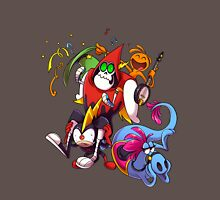Wander Over Yonder main four Unisex T-Shirt