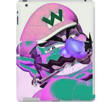 Lit Wario iPad Case/Skin