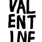valentine by beverlylefevre