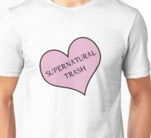 Supernatural trash Unisex T-Shirt