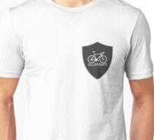 Aluminati Shield for Aluminum Bike fans Unisex T-Shirt