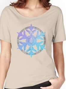 Mei - Our World is Worth Fighting For Women's Relaxed Fit T-Shirt
