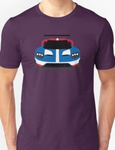 GT Race car simplistic design Unisex T-Shirt