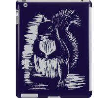 Silver Squirrel iPad Case/Skin