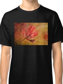 Tulip In Flames Classic T-Shirt