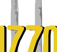 MIZ Columns  Sticker