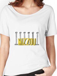 MIZ Columns  Women's Relaxed Fit T-Shirt