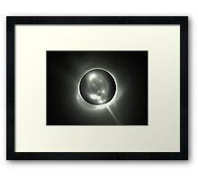 Cosmic Cell Framed Print