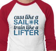 Sailor Lifter Men's Baseball ¾ T-Shirt