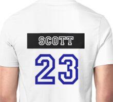 Nathan Scott Jersey Number Unisex T-Shirt