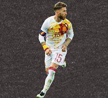 Sergio Ramos - Spain Render Unisex T-Shirt