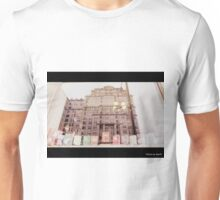 Reflections in Book Stores Unisex T-Shirt