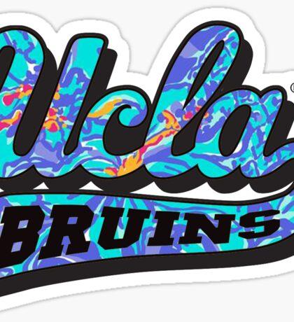 UCLA Sticker