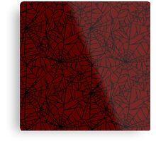 CS:GO - Crimson Web Metal Print