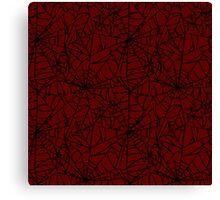 CS:GO - Crimson Web Canvas Print