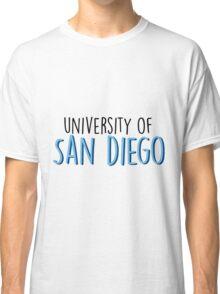 University of San Diego Classic T-Shirt
