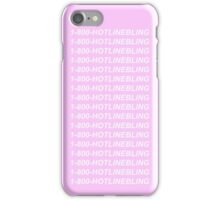 HOTLINE BLING X17 iPhone Case/Skin