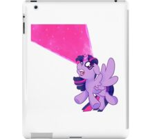 super magic iPad Case/Skin
