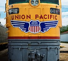 Union Pacific Railroad by Kadwell