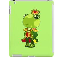 Toad Prince iPad Case/Skin