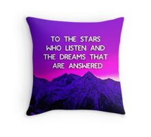 Night Court quote Throw Pillow