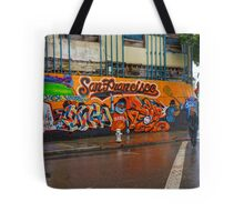 SF 2012 World Series Champs Tote Bag