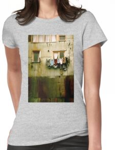 Out to Dry Womens Fitted T-Shirt