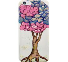 Petal Tree iPhone Case/Skin