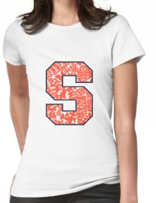 Syracuse Womens Fitted T-Shirt
