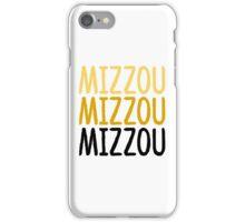 Mizzou Mizzou Mizzou iPhone Case/Skin