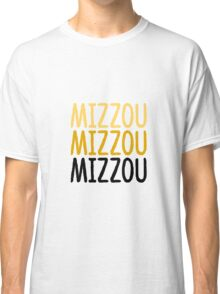 Mizzou Mizzou Mizzou Classic T-Shirt