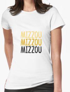 Mizzou Mizzou Mizzou Womens Fitted T-Shirt