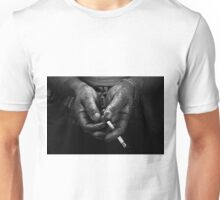 A Portrait of Tired Hands Unisex T-Shirt