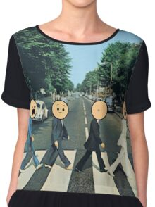 Cyanide and Happiness Beetles Chiffon Top