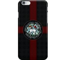 Our Lamb Has Conquered iPhone Case/Skin